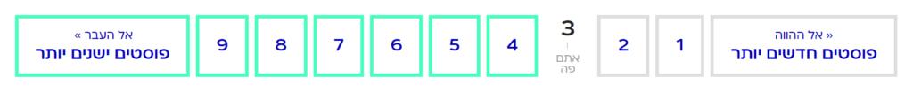 בצילום המסך, ביקרתי בדף 1 ו־2 וכעת אני נמצא בדף 3.